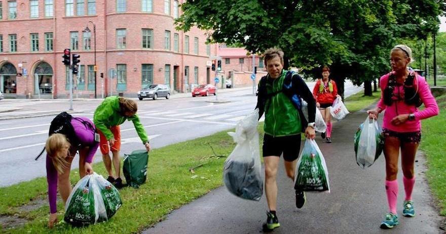 В Швеции люди стали бегать по мусоркам, фотографируя себя. И это считается новым крутым фитнесс-трендом. Что же такое «плоггинг»?