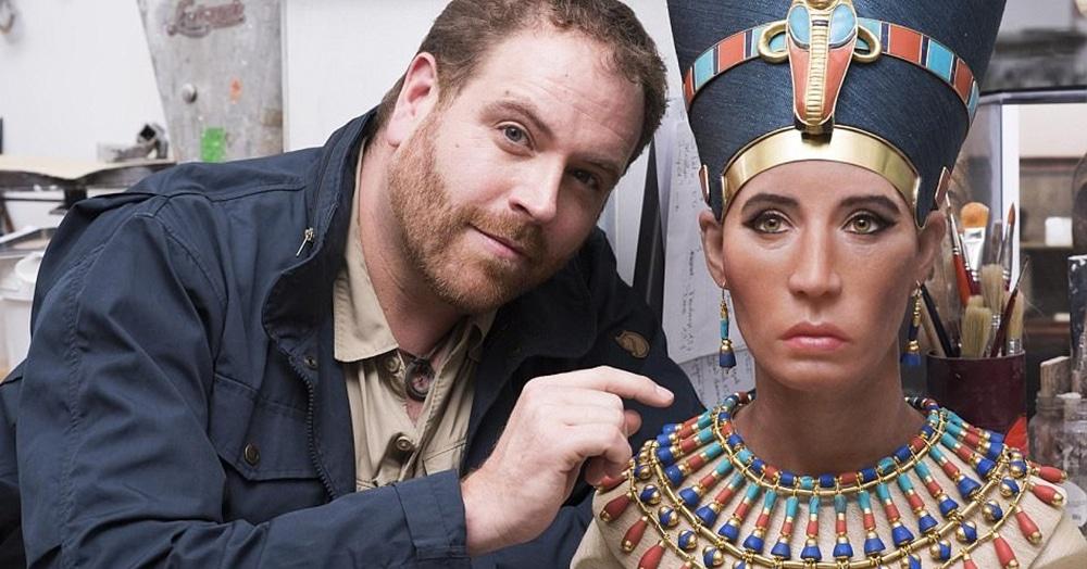 Учёные воссоздали внешность древнеегипетской правительницы Нефертити и пришли к необычному открытию, которое уже вызвало бурные обсуждения