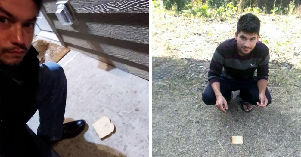 Парень захотел сделать самый большой сэндвич в мире, заручившись поддержкой незнакомца с другого конца Земли. И у них получилось!