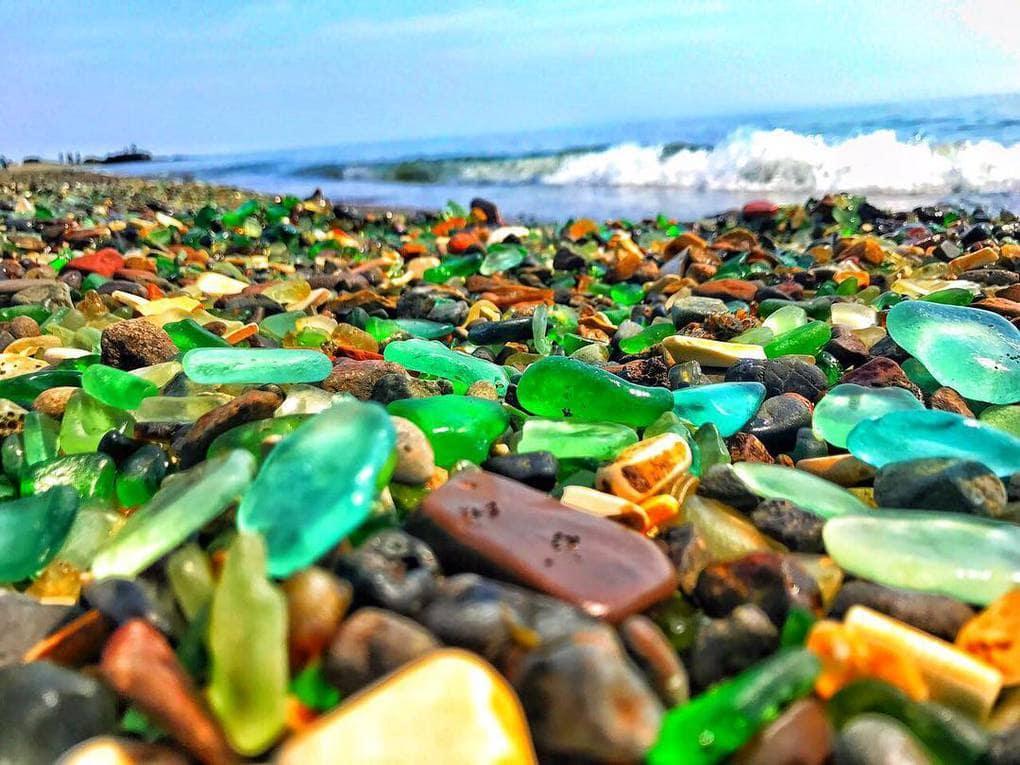 пляж стекляшка владивосток фото много