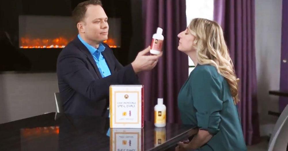 В рамках рекламной кампании кофейня выпустила шампунь и кондиционер. Но что более странно, благодаря им вы будете пахнуть как бутерброд