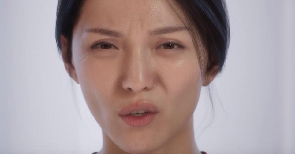 Одна компания представила зрителям 3 видеоролика, на которых просто говорят люди. Вернее, это так кажется