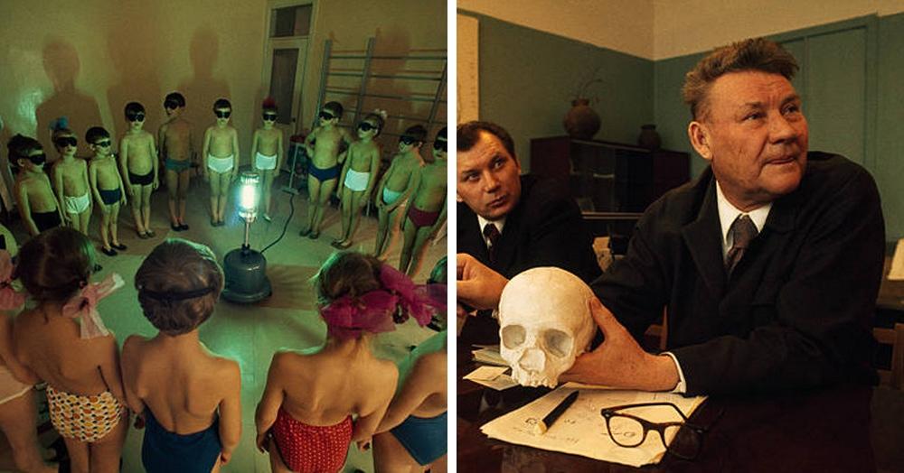 20 снимков, которые показывают СССР глазами известного американского фотографа