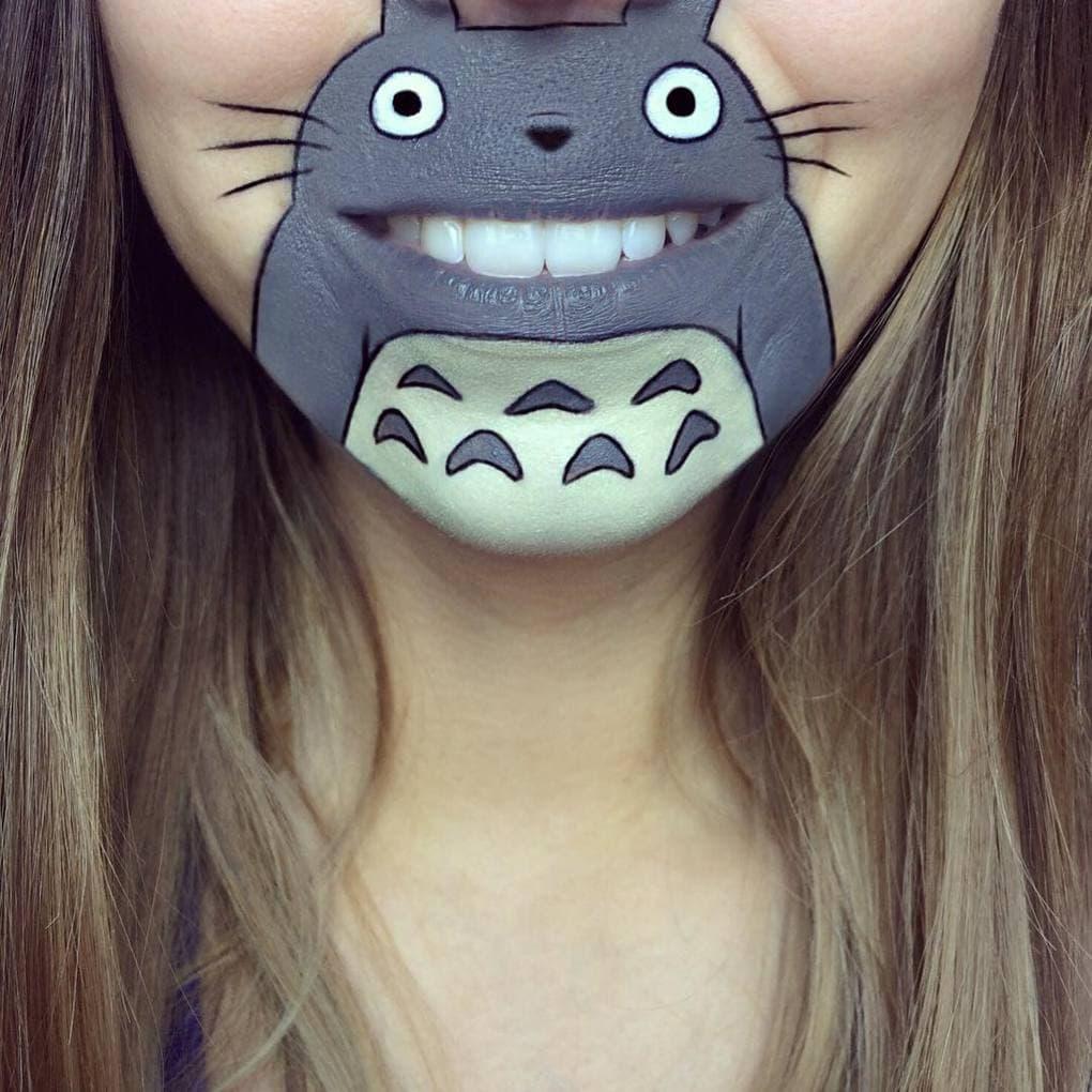 laurajenkinson 13181427 1598920037066267 1392300974 n - Эта девушка с помощью макияжа превращает свои губы в мультяшных героев. Получается очень забавно