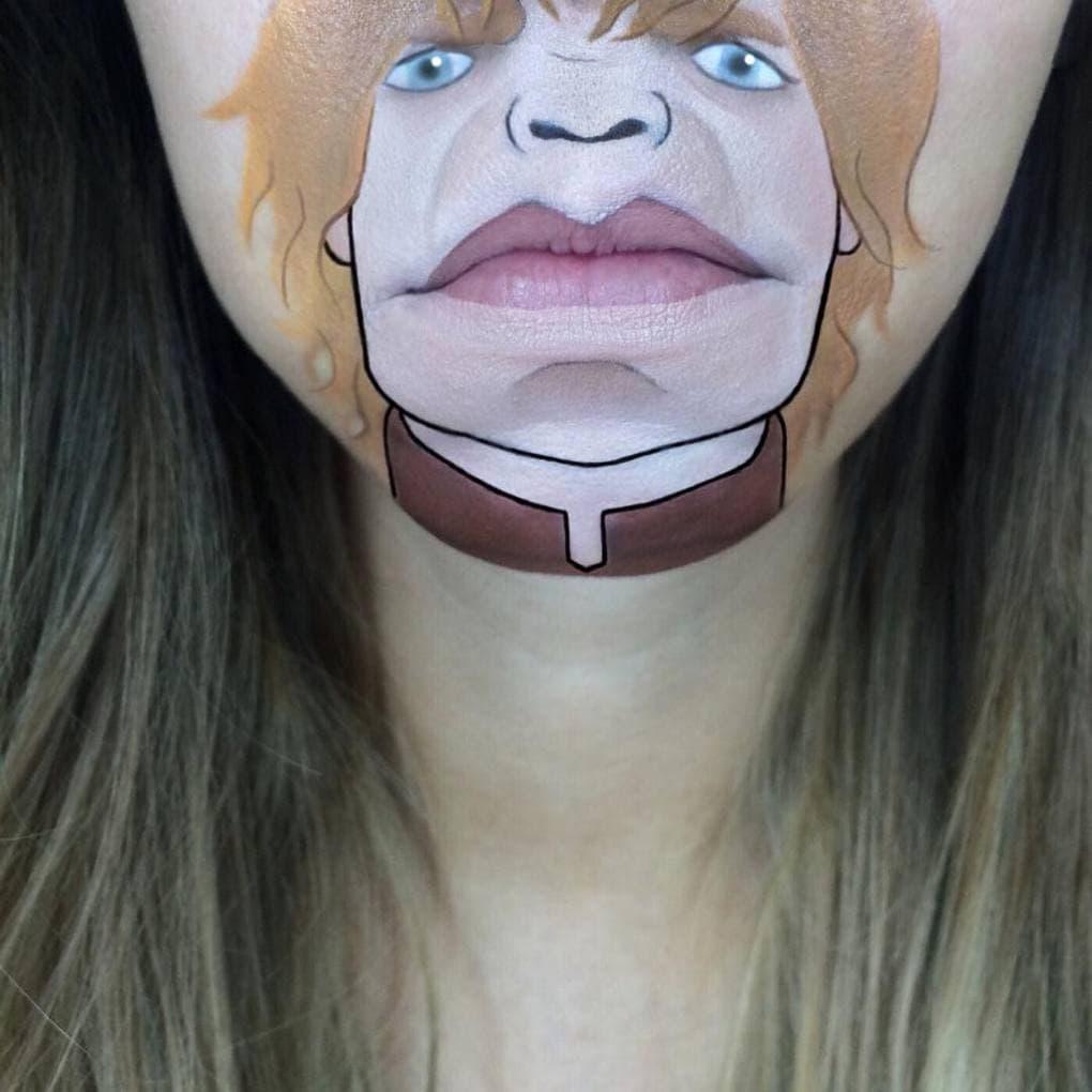 laurajenkinson 13740946 165988987154535 478698260 n - Эта девушка с помощью макияжа превращает свои губы в мультяшных героев. Получается очень забавно