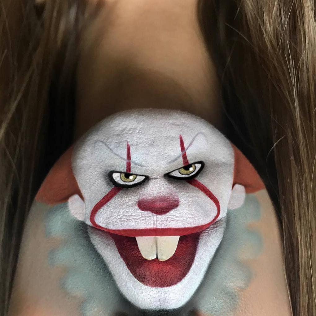 laurajenkinson 21911147 502947283401115 5350853197193805824 n - Эта девушка с помощью макияжа превращает свои губы в мультяшных героев. Получается очень забавно