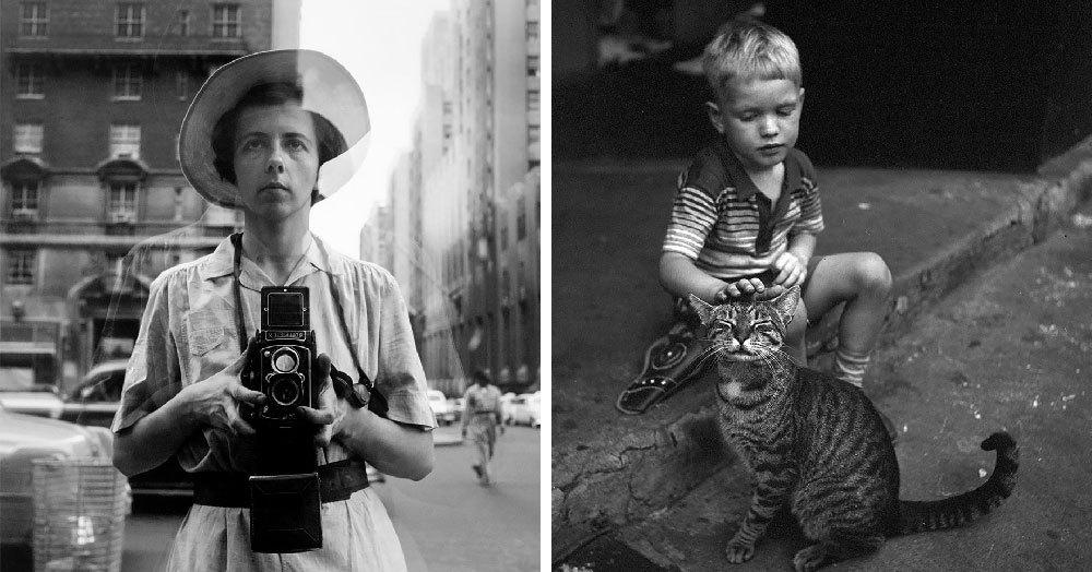 Женщина никому не показывала свои фотоработы, и только после смерти мир оценил её шедевры