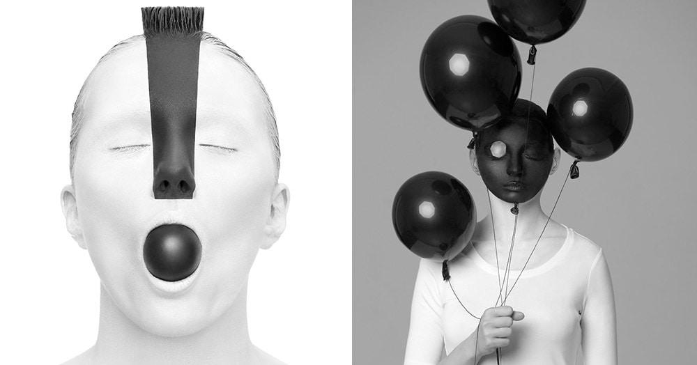 Художники используют людей в качестве холста, создавая оптические иллюзии на грани реального