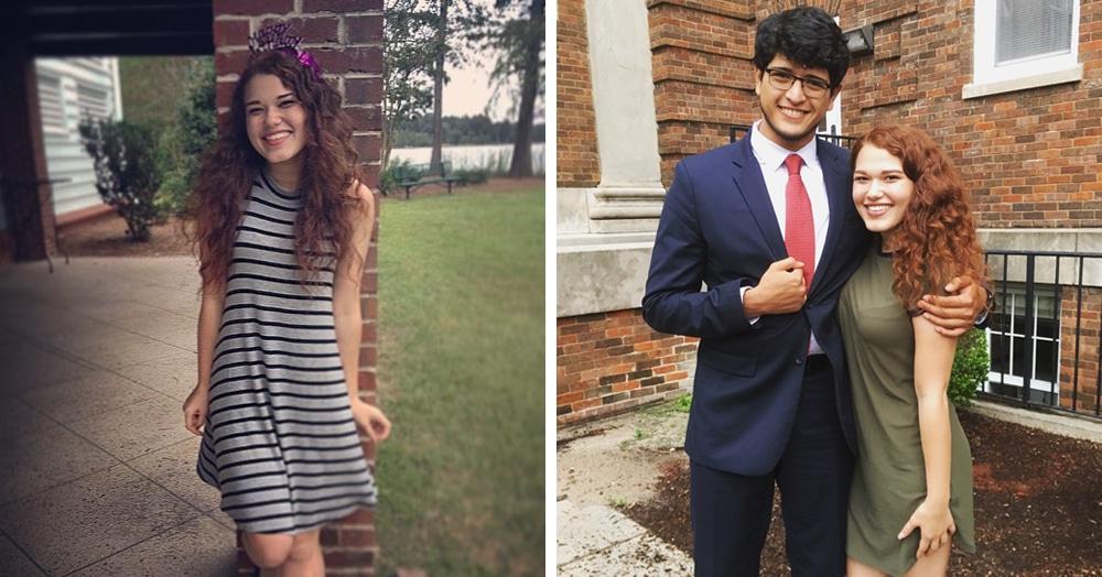 Девушка не хотела идти на выпускной без парня и решила «испортить» фотки остальным. А им понравилось