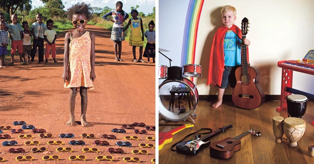 Фотограф создал серию снимков с любимыми игрушками детей со всего мира, и вот как они выглядят