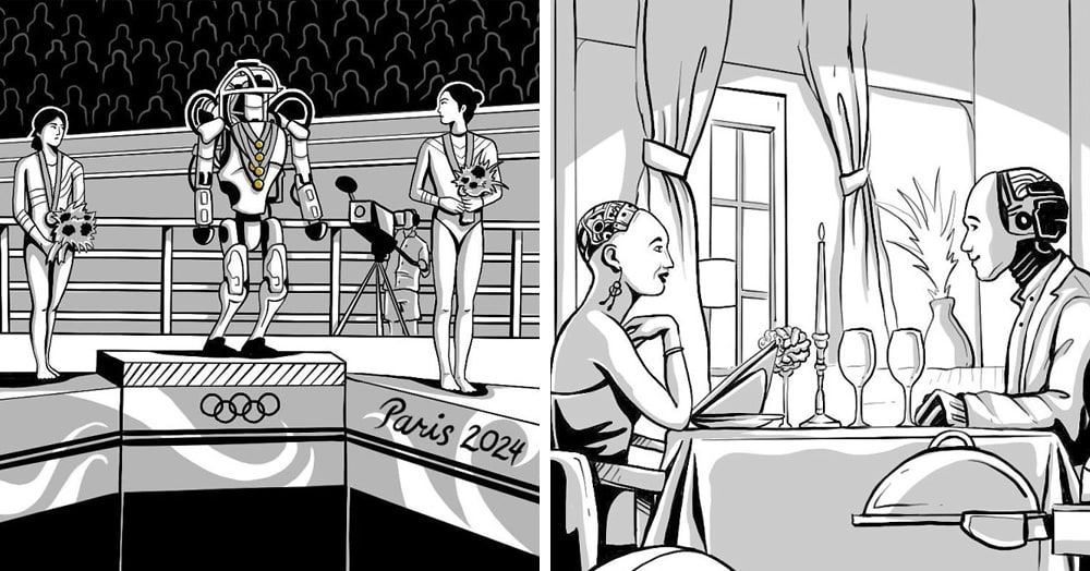 20 сильных комиксов о будущем нашей планеты, в котором не всё так оптимистично, как хотелось бы