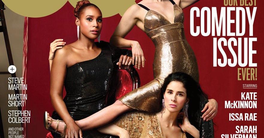 Новый номер журнала GQ вышел с необычной обложкой, приглядевшись к которой можно здорово испугаться