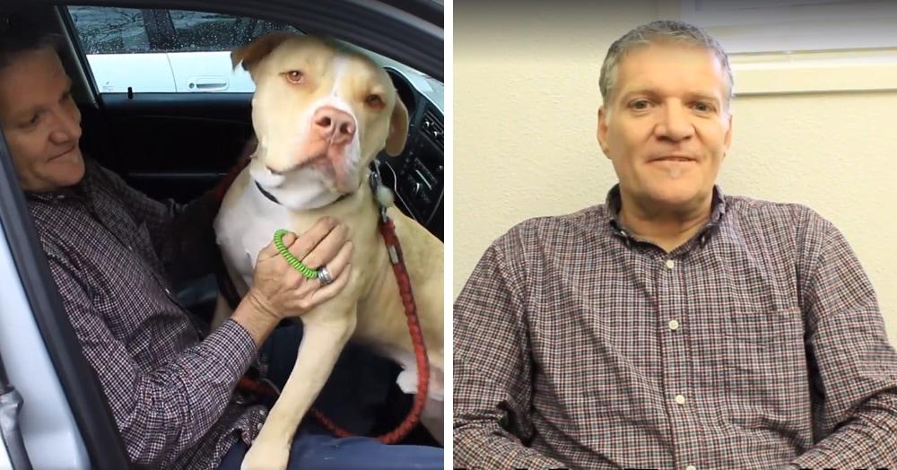Став бездомным, мужчина попытался найти своему псу новых хозяев. Но такой поддержки он не ожидал