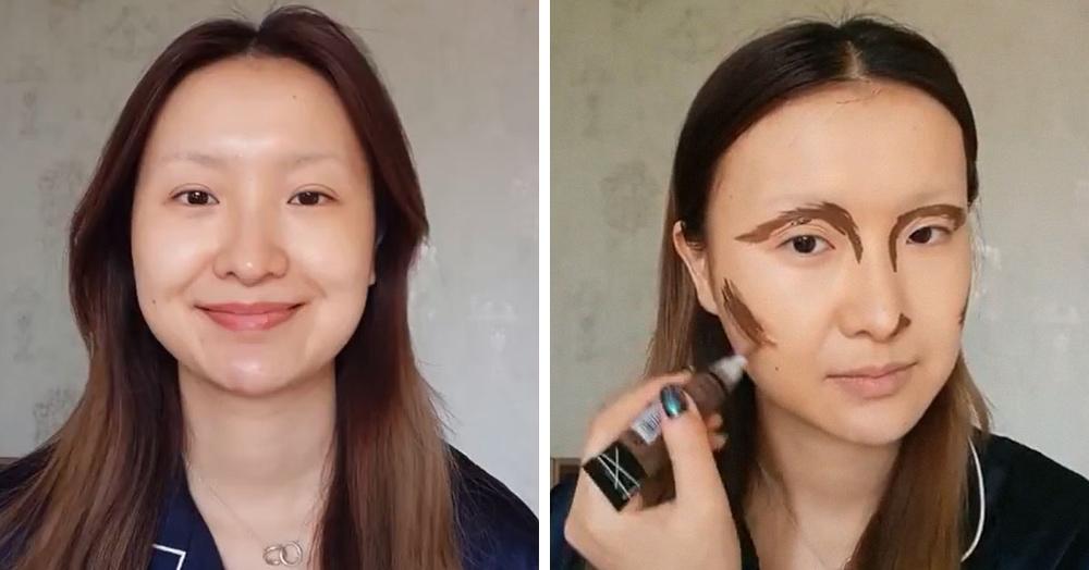 Фанат предложил влогеру из Китая превратиться в Мону Лизу, но явно не ожидал такого крутого результата