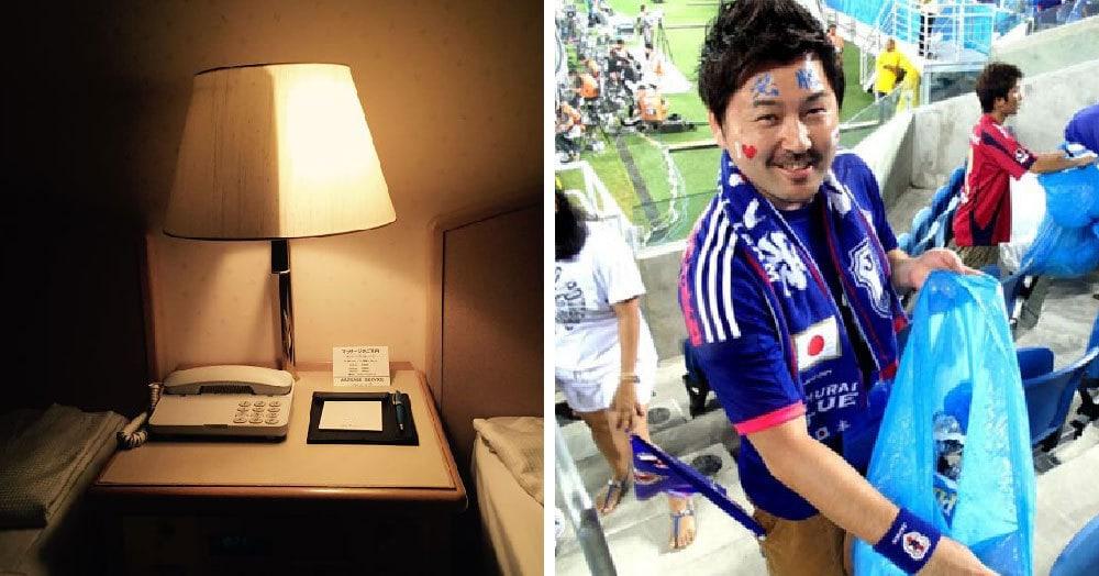 23 снимка, которые доказывают, что в Японии всё продумано так, чтобы человеку было максимально комфортно