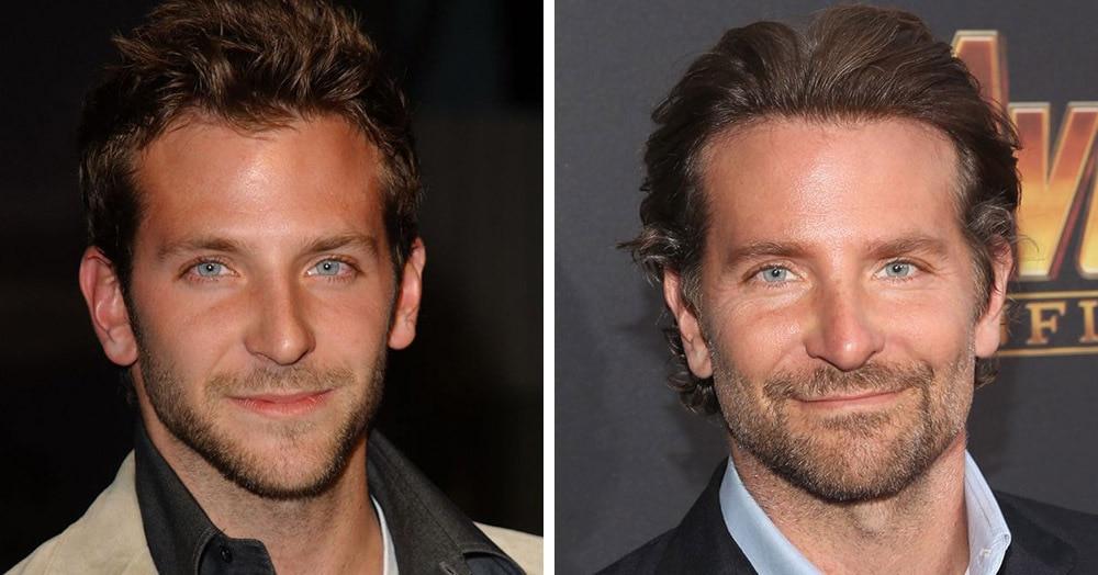 В интернете заметили, что у известных актёров с возрастом увеличивается голова, и доказательства очевидны