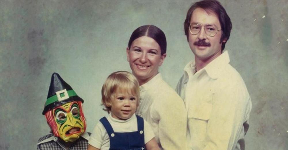 20 ситуаций, когда люди хотели сделать семейное фото, но получилось настолько плохо, что очень смешно