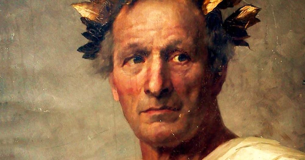 Голландские учёные воссоздали внешность Цезаря. И оказалось, что он далеко не красавец