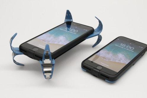 Студент придумал устройство, спасающее гаджеты при падении. Где же он был 3 моих телефона назад! 23