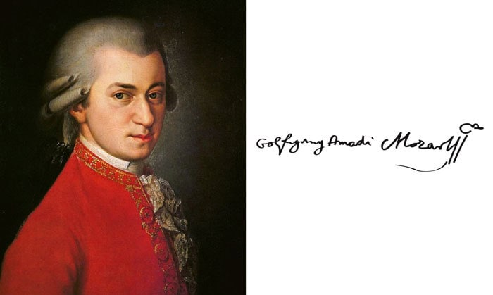 Wolfgang Amadeus Mozart - Prolific And Influential Composer Of The Classical Era