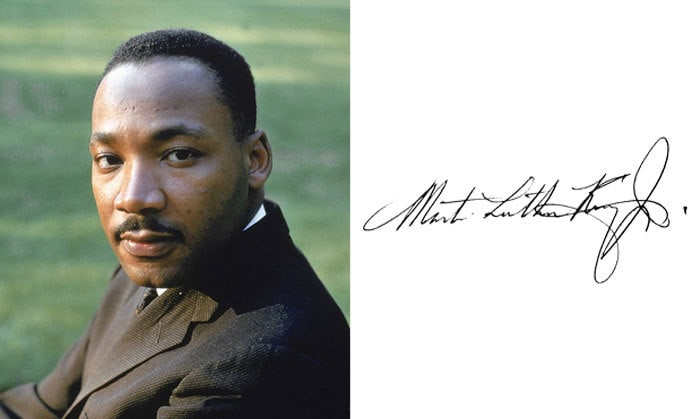 Martin Luther King - American Baptist Minister And Activist Who Became The Leader In The Civil Rights Movement