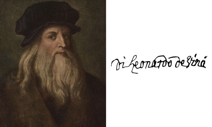Leonardo Da Vinci - Italian Painter, Sculptor, Architect, Engineer And Inventor