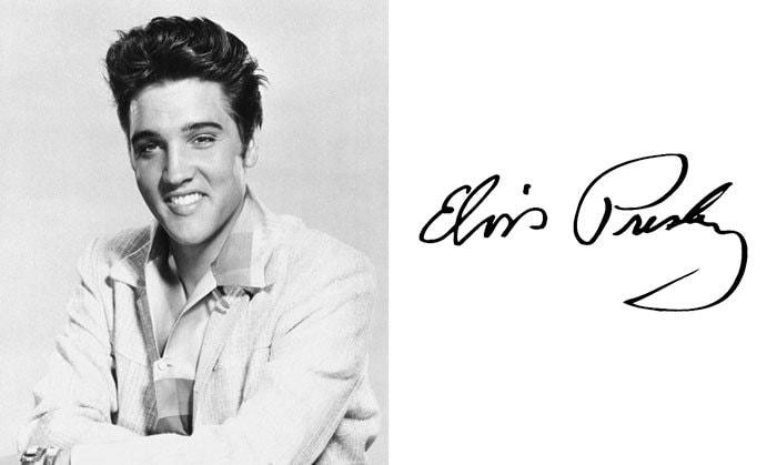 Elvis Presley - American Rock Musician