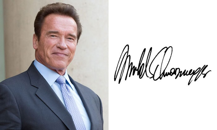 Arnold Schwarzenegger - Austrian-American Actor, Filmmaker, Politician And Former Professional Bodybuilder And Powerlifter