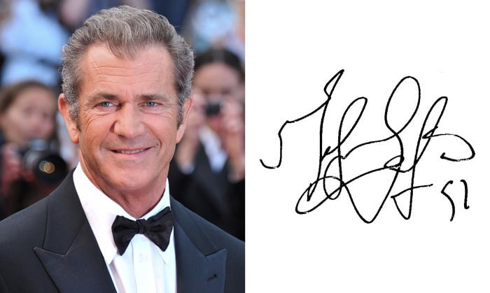 Mel Gibson - Actor And Filmmaker