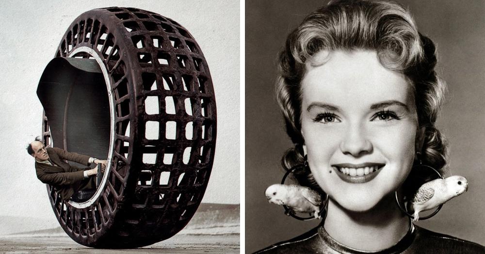 20 исторических фотографий которые доказывают, что человечество всегда было немного странненьким