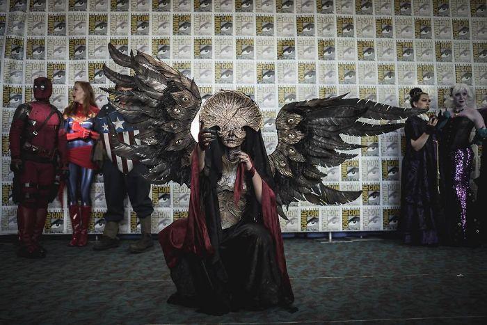 Ангел смерти, Хеллбой