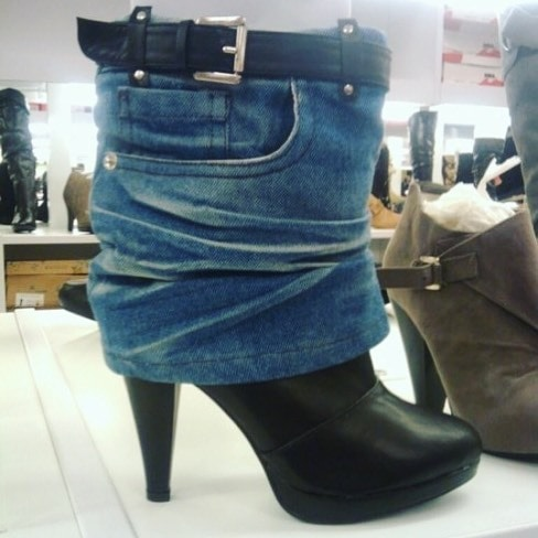 25 странных дизайнов обуви, которые пройдутся по вашему чувству вкуса, как по асфальту 2