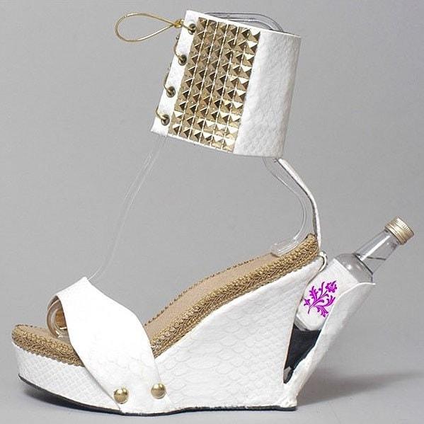 25 странных дизайнов обуви, которые пройдутся по вашему чувству вкуса, как по асфальту 6