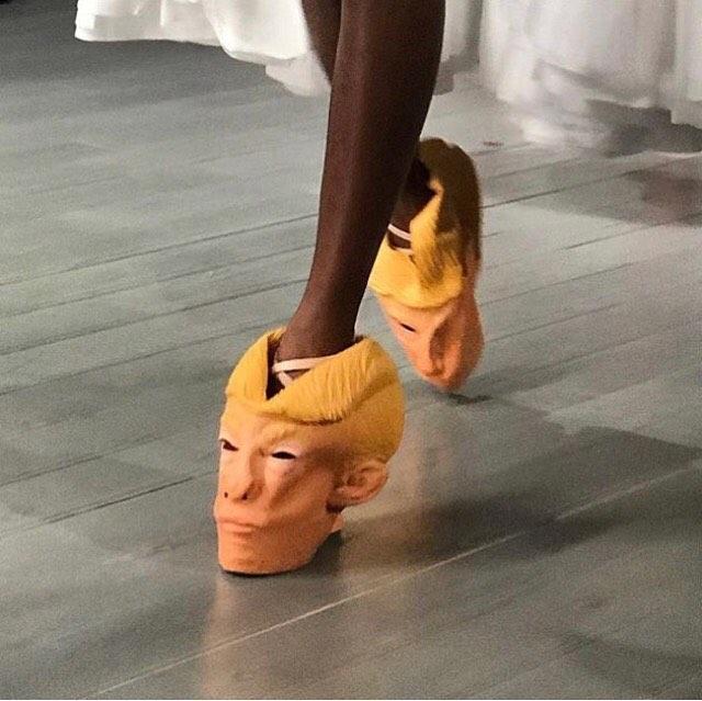 25 странных дизайнов обуви, которые пройдутся по вашему чувству вкуса, как по асфальту 18