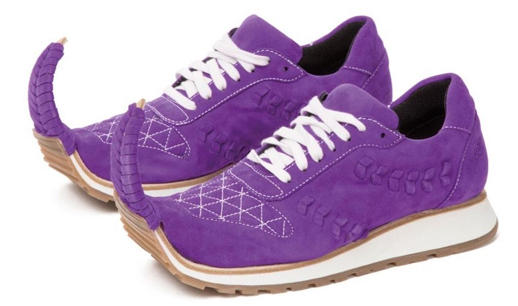 25 странных дизайнов обуви, которые пройдутся по вашему чувству вкуса, как по асфальту 22