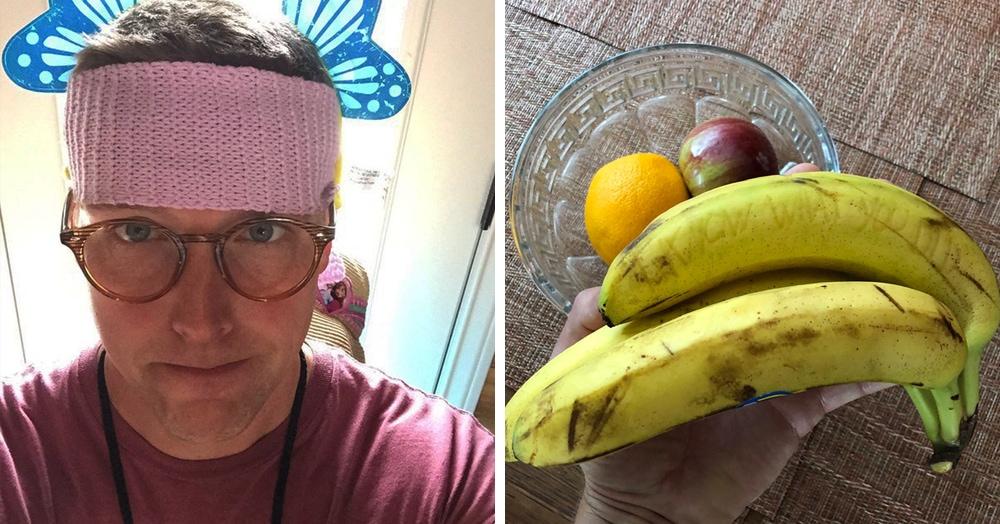 Пользователь Твиттера поделился розыгрышем с ножом и бананом, после которого в призраков поверит любой