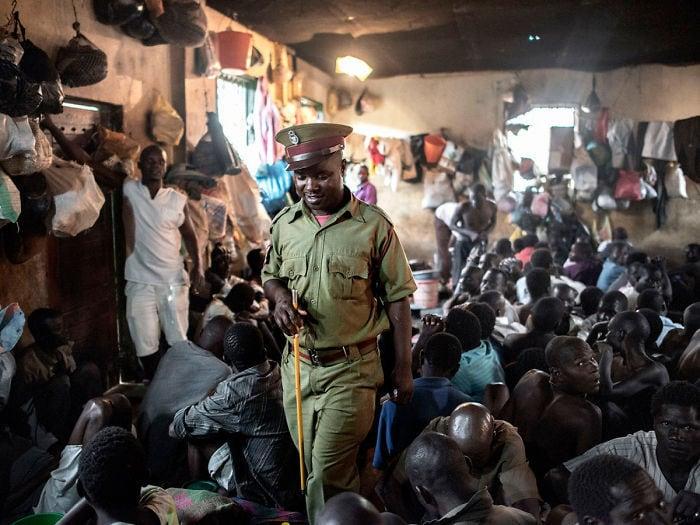 Тюрьма Маула, Лилонгве, Малави