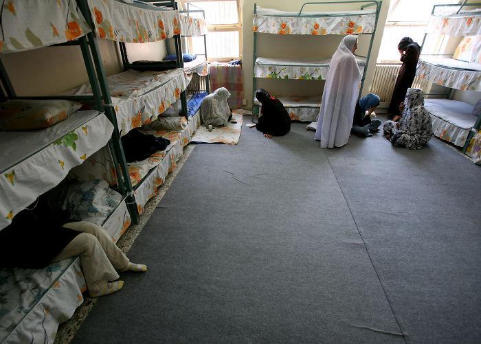 Эвинская тюрьма, Тегеран, Иран