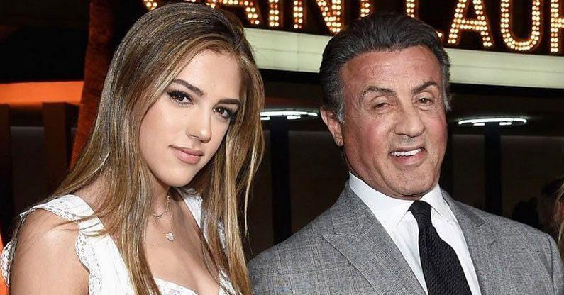 Тест: Кто на фотографии со знаменитым мужчиной — его девушка или его дочь?