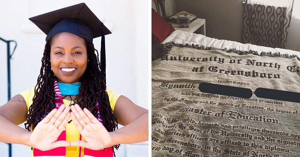 Девушка придумала, как её диплом может принести ей реальную пользу, и теперь зима ей не страшна