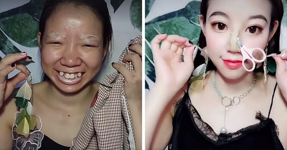 Китайский макияж: как его делают китаянки, способы сделать в таком стиле