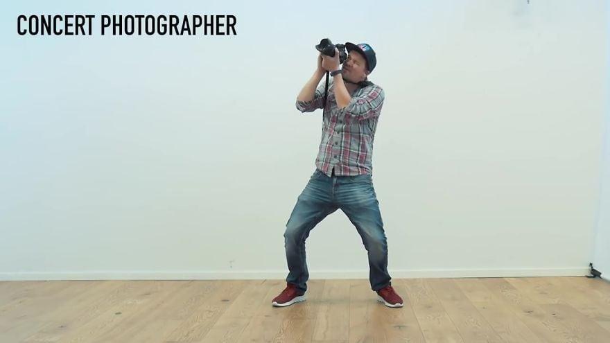 Как отличить 30 типичных видов фотографов друг от друга. Наглядное пособие от финского профессионала 4