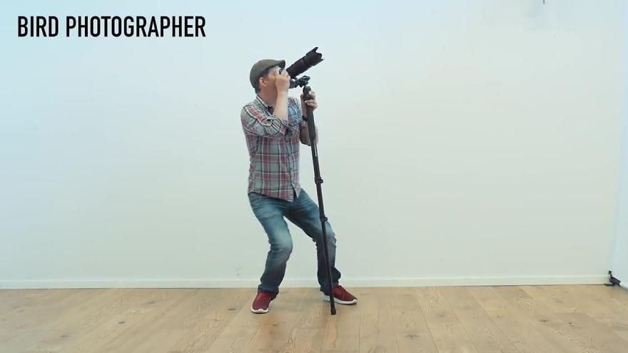 Как отличить 30 типичных видов фотографов друг от друга. Наглядное пособие от финского профессионала 1