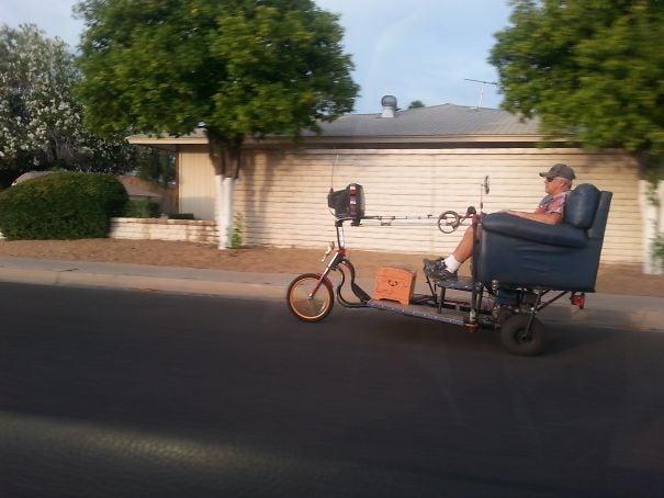 Видел этот парень «Вождение» в моем соседстве