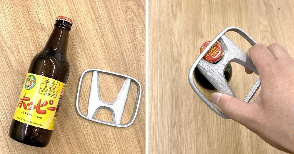 Японский дизайнер превращает логотипы известных брендов в предметы, имеющие практическое применение