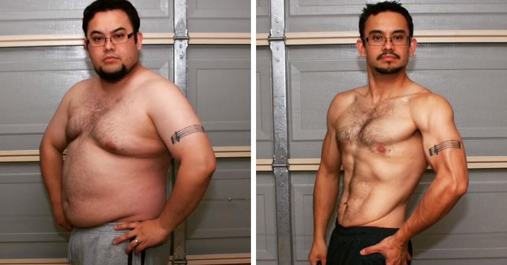 15 вдохновляющих примеров, которые доказывают, что похудение делит жизнь человека на до и после