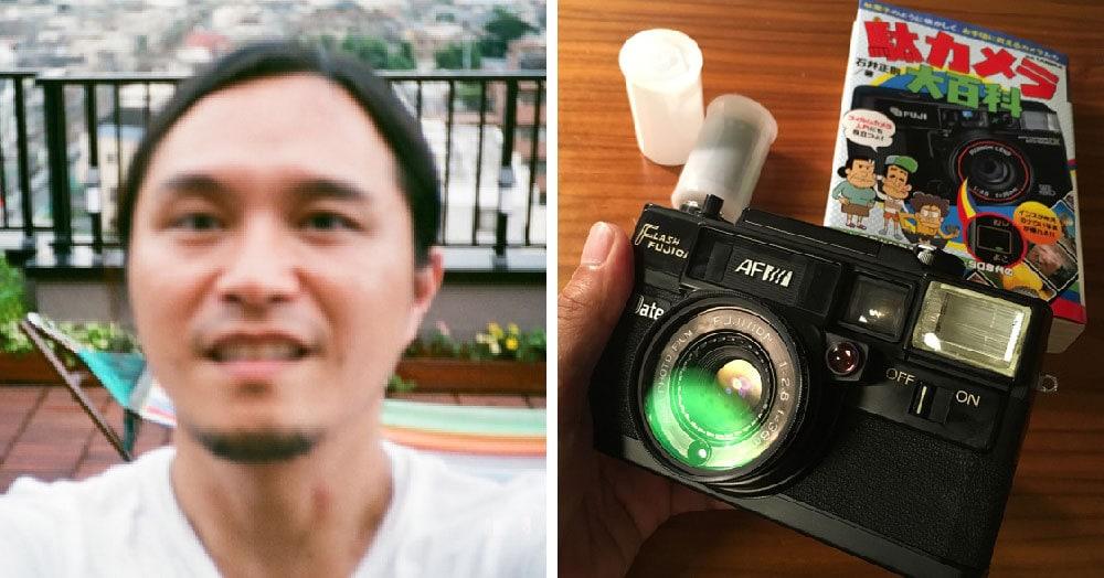 Японский журналист купил ретро-камеру за 1 йену (60 коп.), и доказал, что даже она делает крутые кадры