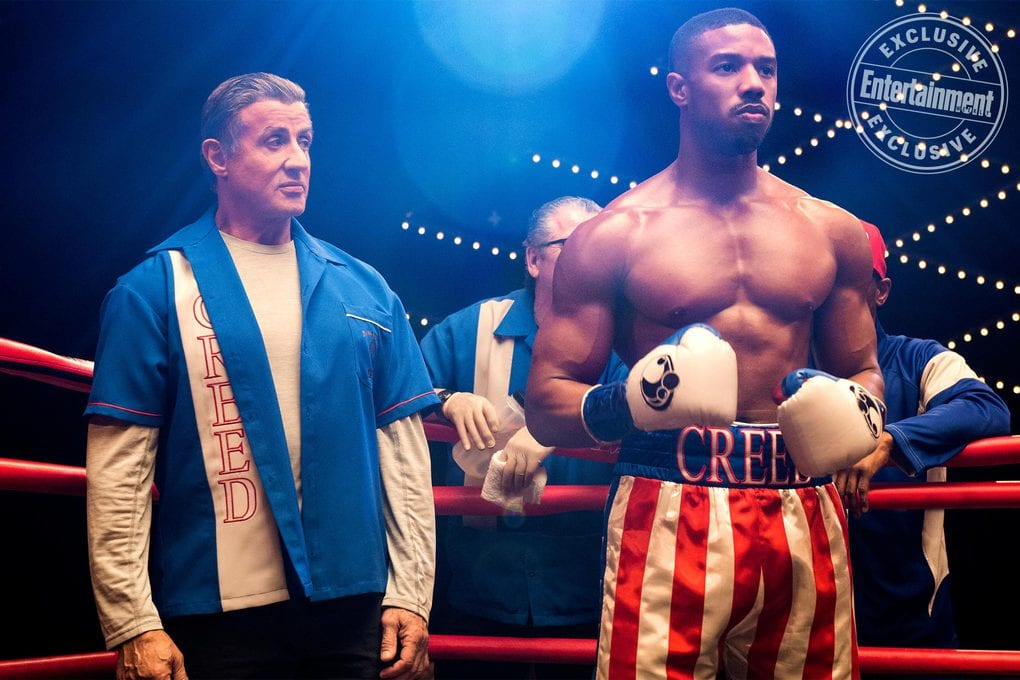 <p><strong>STARRING:</strong> Michael B. Jordan,&nbsp;Tessa Thompson, Sylvester Stallone</p> <p><strong>DIRECTED BY:</strong> Steven Caple Jr.</p> <p><strong>RELEASE DATE:</strong> Nov. 21</p>