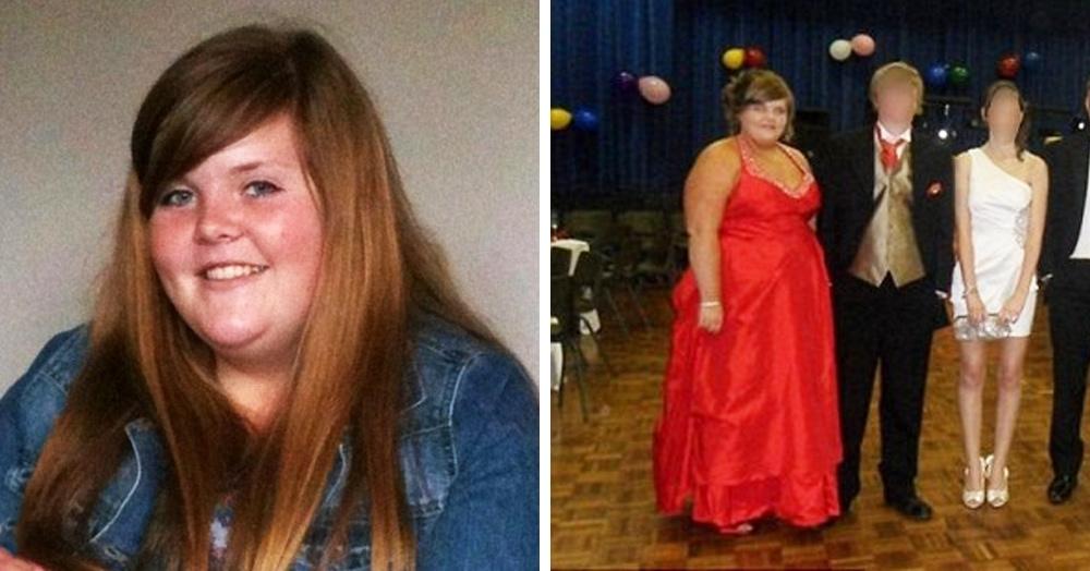 Девушку дразнили из-за веса, и она похудела в два раза. Теперь обидчики сами зовут её на свидания