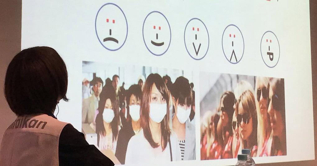 Как отличить японца от европейца за одну секунду? Нужно взглянуть на используемые ими смайлы!
